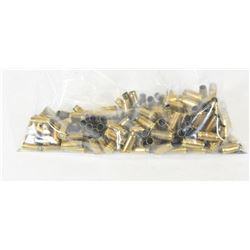 145 Pieces 7.6x25 Tokarev Brass