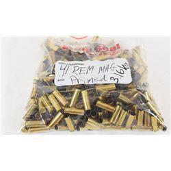 3.16kg of .41Rem Mag Brass
