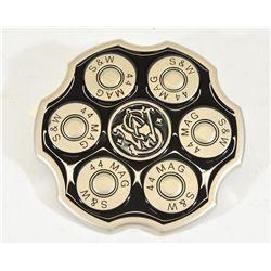 Smith & Wesson 44Mag Plaque