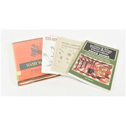 3 Collector Guide Books