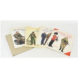 Osprey Men At Arms Books
