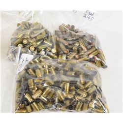 300 Rounds 9mm
