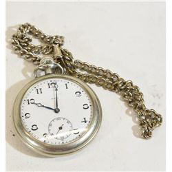 Jewel Watch Co. Pocket Watch