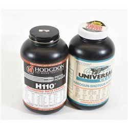Hodgdon Smokeless Powder