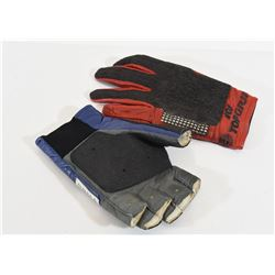 Two Left Hand Shooting Gloves