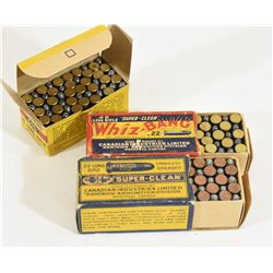 150 Rounds 3- Boxes Collectable CIL 22 LR