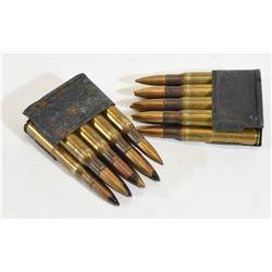 16 Rds Original 30-06 Military Ammo
