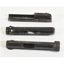 3 Pistol Slides