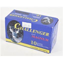 "Challenger 12Ga 2 3/4"" Slugs"