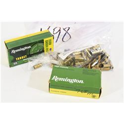 Remington 32 S&W Long Ammunition and Brass