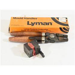 Lyman 45cal 200gr Bullet Mold with Handles