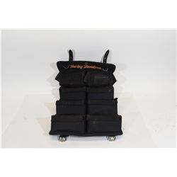 Harley Davidson Roll-up Bag and Accessories