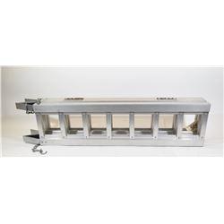 Aluminum 3-Section Folding Ramp