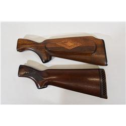 Wooden Butt Stocks