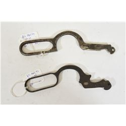 Winchester Levers