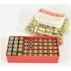45 Auto Brass and Ammunition