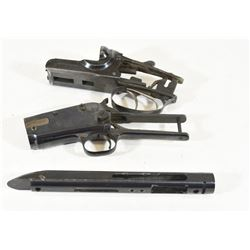 Lot of Rifle Receivers