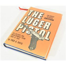 """""""The Luger Pistol"""" Book"""