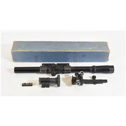 Scope and Aperture Target Sights