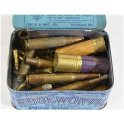 Lot of Collectible Ammunition