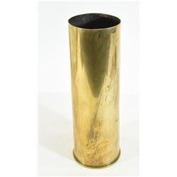 Brass Artillery Shell