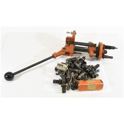 Lyman Tru-Line Junior Reloader with Dies