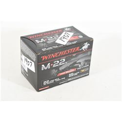 1000 Rounds Winchester 22LR 40grn
