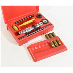 Lee 6mm Loading Kit & 3 Rounds 270 Win