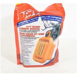 Tink's Hot Bomb Power Moose Lure Dispenser