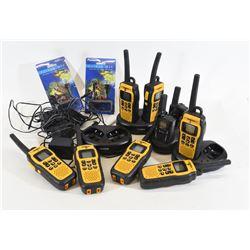 Handheld 2-Way Radios and Accessories