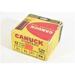 "23 Rounds Canuck 12ga 2 3/4"" # 71/2 Shot"