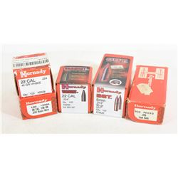 Hornady Projectiles
