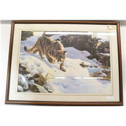 Maura de Baynton Cougar Print