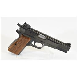 FN Browning 1935 High Power Handgun