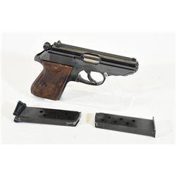 Walther Manuhrin PPK Handgun