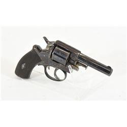 Webley Mark IV Revolver Handgun