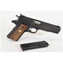 Colt MK IV Gold Cup National Match Handgun