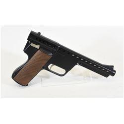 MB Associates Gyrojet Rocket Handgun MK1 Model B
