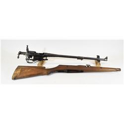 Ross Rifle 303Brit Barreled Action and Stock