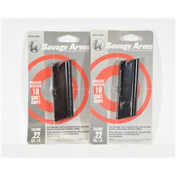 Savage 22LR Magazines