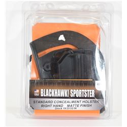 Blackhawk Sportster Holster Right Hand #02