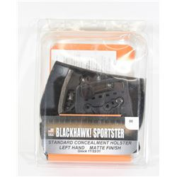 Blackhawk Sportster Holster Left Hand #00
