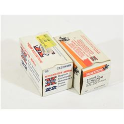 78 Rounds Winchester 22Mag Ammunition