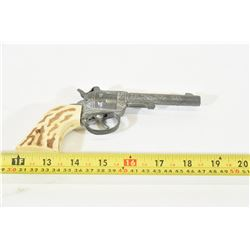 Hubley Chief Toy Metal Cap Gun