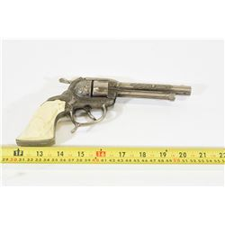 Gene Autry Diecast Cap Gun