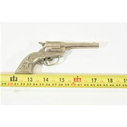 Hubley TEX Toy Metal Cap Gun