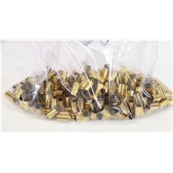 200 Empty 9mm Brass