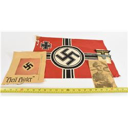 Lot of Nazi Collectables