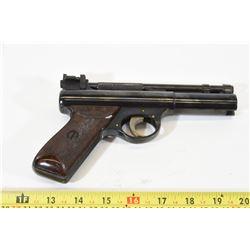 The Webley Senior .177 cal Spring Air Pistol