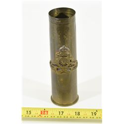 39mm Artillery Shell with Crest